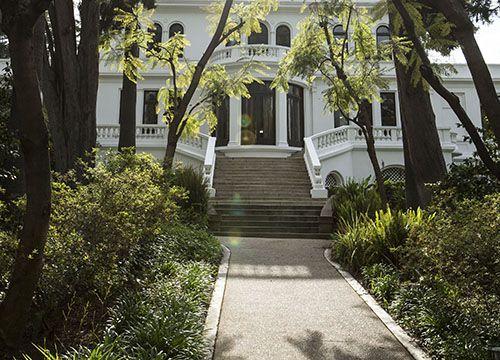 Fenyes Estate Gardens
