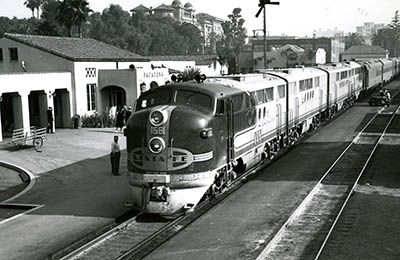Black and white photograph from the Pasadena Star-News Collection