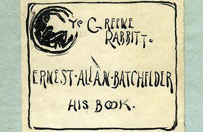 Batchelder book cover