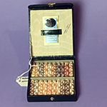 Sewing kit from the early 1900s