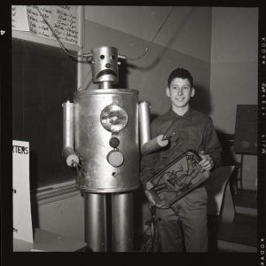 Photograph from the Pasadena City Schools Negatives Collection