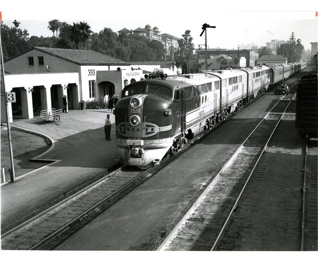Photograph from the Pasadena Star-News Collection