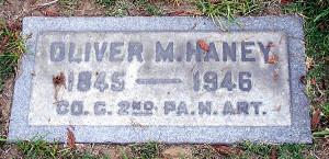 Oliver Haney