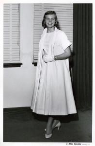 Judith Heitkemper (Cimino). Photo by J. Allen Hawkins.