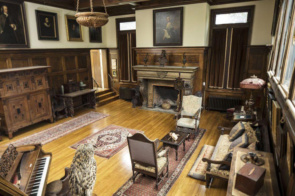 Fenyes Mansion Studio
