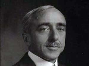 Portrait of Ernest Batchelder
