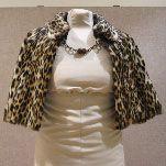 Fur cape belonging to Leonora Paloheimo