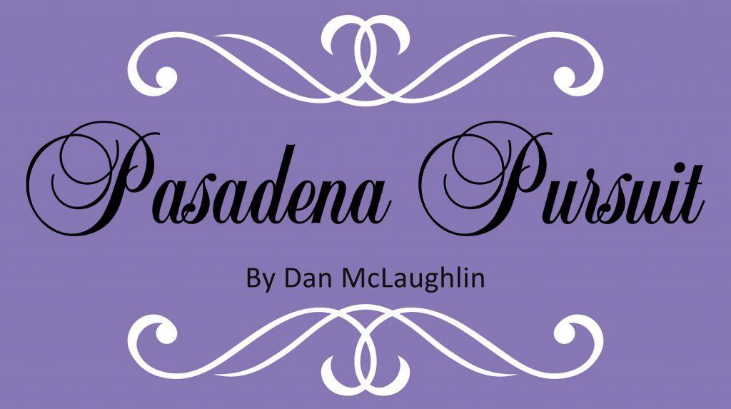 Pasadena Pursuit logo