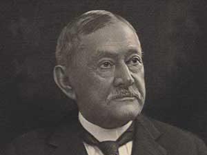 Porttrait of G.G. Green