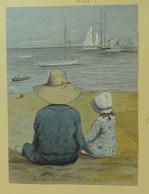 Henry & Leonora by Eva Scott Fenyes
