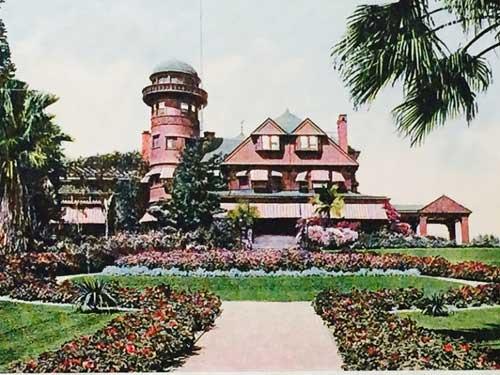 Lowe home in Pasadena