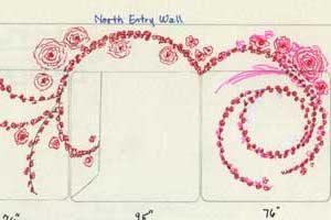 rose hall design drawing