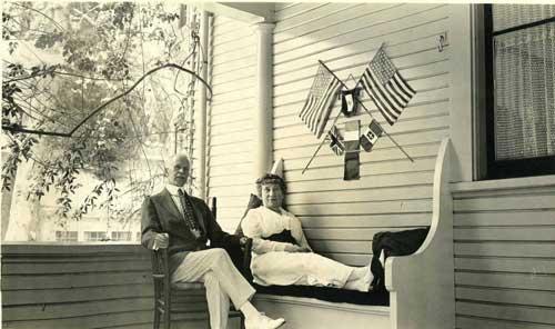 Congressman Bell and wife Elizabeth