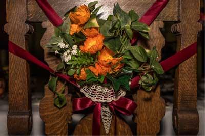 Lanuage of Flowers floral bouquet