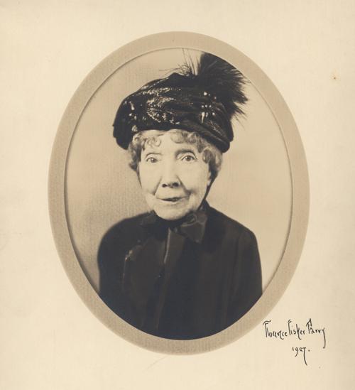 Portrait of Blanche Galton Whiffen, 1927