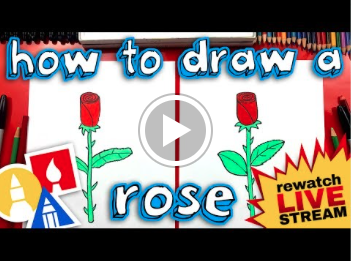 How to Draw and make Flowers